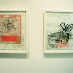 By Marie Thiebault, at George Lawson Gallery