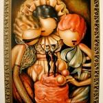 By Brandi Milne, at Corey Helford Gallery