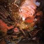By Nicola Verlato, at Merry Karnowsky Gallery