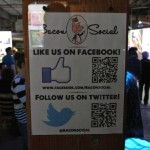 Bacon Social is a monthly event with local art and music, and lots of bacon! Follow for updates.