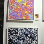 Paintings by Helena Kljaic