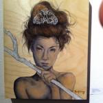 Emily Wong, Queen of Wands
