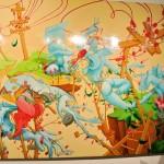 Desert Occurrence, by Sri Whipple, at Brett Wesley Gallery