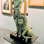 sculpture by Michael Parkes