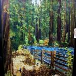 """""""Sequoia Duck Pond"""" by Pat Durbin"""