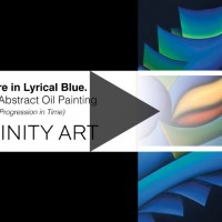Creation Slideshow: Rapture in Lyrical Blue