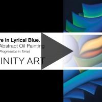 Creation Slideshow: Rapture in Lyrical Blue